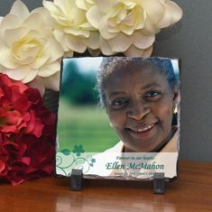 Remembering Her Plaque