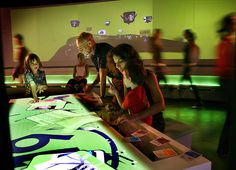 Console / Ars Electronica Futurelab by Ars Electronica, via Flickr