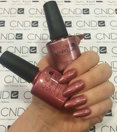 Untitled Bronze - CND Shellac.