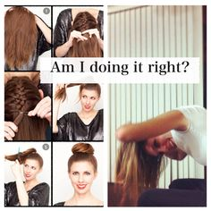 Awesome 1000 Images About No Heat Hairstyles On Pinterest Braids Elsa Short Hairstyles Gunalazisus