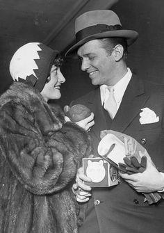 Joan Crawford and Douglas Fairbanks Jr., 1929