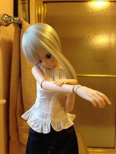 Smart Doll Chitose Shirasawa by GhostKarin