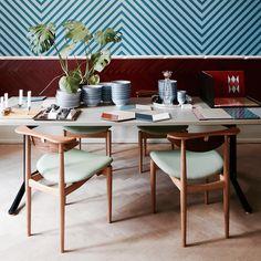 Gorgeous Finn Juhl Chairs