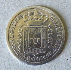 Atualmente nos leilões da #Catawiki: Portugal Monarquia - D. Maria I & D. Pedro III - ( 1777-1786 ) - 12 vinténs...