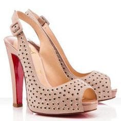 http://www.pickredstyle.com Latest information about Christian Louboutin Slingbacks Sale.