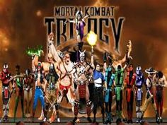 Mortal Kombat Trilogy 1996