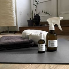 SAINT CHARLES Apotheker Yoga mat spray Cleans and refreshes naturally
