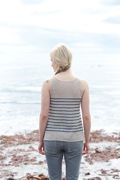 Ravelry: Saco Stripes pattern by Pam Allen