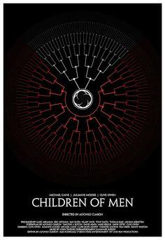 Children of Men - movie poster - TheGeekerie
