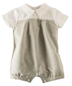 Baby Boy Little Lad Romper | Hallmark Baby Clothes