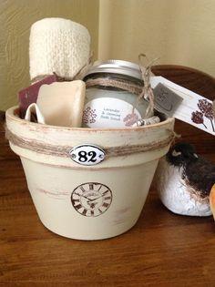 Lavender bath salts, Bath salts and Spa in a jar on Pinterest