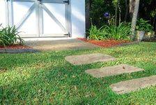 Stepping Stone Walk Maker Garden Path Mold | Etsy Walk Maker, Stepping Stone Molds, Walkway, Garden Paths, Concrete, Pavers Ideas, Outdoor Decor, Craft Ideas, Chicken
