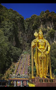#Batu_Caves, #Malaysia http://en.directrooms.com/hotels/country/1-2/