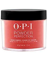 Opi Powder Perfection A Good Man Darin Is Hard To Find 50 G Manikure Pedikure Frau Dame Schonheit Cajun Schonheiten Opi