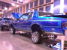 Kandy Colbolt Blue ,  Armondo Landeros, 1986 Chevrolet Caprice Classic
