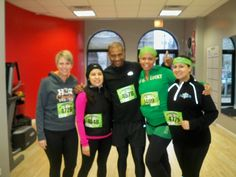 Shamrock Run Group- For more Fun Fitness & Healthy Eating Tips as well as more Inspiration & Group Workouts Follow me on Instagram @mrphillfitness.
