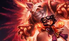Panda Annie skin, to be released with the new Annie visual update. // SurrenderAt20.net