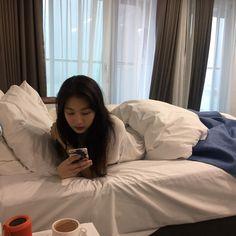 Cute Asian Babies, Cute Asian Girls, Cute Korean Girl, Aesthetic People, Aesthetic Girl, Selfies, Pretty Asian Girl, Ulzzang Korean Girl, Photography Filters