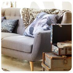 #Forest #Sofá #Living #Muebles #Grey #Gris #Bosque #Ideas #Inspiration