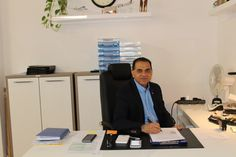 Mr. Imran Farooq CEO Of the A. International GMB Consulting Investment GmbH Company.! #philanthropist #imranfarooq #officetime #frankfurt #germany #consulting #ceo #officer