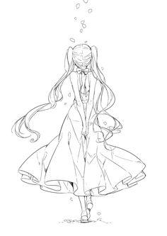 Anime Drawings Sketches, Anime Sketch, Manga Drawing, Cute Drawings, Drawing Reference Poses, Drawing Poses, Anime Lineart, Art Poses, Image Manga