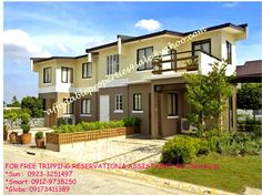 Townhouse for sale for only P7,222 per mo 2 storey with 3 bedrooms for 20 to 30 minutes to manila via CAVITEX