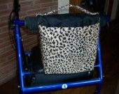 The etsy shop owner where I purchased my walker bag.  She does fantastic, quality work.