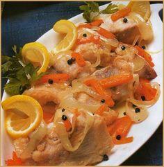 Rollitos de pescado en escabeche recetas fáciles