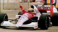 ayrton senna brazil 1991 - Formula 1, F1 Drivers, F1 Racing, Race Cars, Bike, Motorcycles, Hero, Alonso, Memories