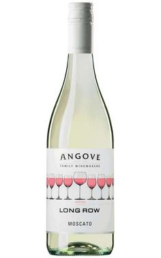 Angove Long Row Moscato 2018 South Australia - 12 Bottles South Australia, Wine Australia, Berry Tart, Green Highlights, Different Wines, Goat Cheese Salad, In Vino Veritas, Wine Tasting, Fresh Fruit