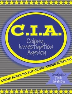 :Colony Investigation Agency – 13 Colonies Activity C. 7th Grade Social Studies, Social Studies Resources, Teaching Social Studies, Teacher Resources, Teaching Ideas, Virginia Studies, Teaching Us History, Crime, High School History