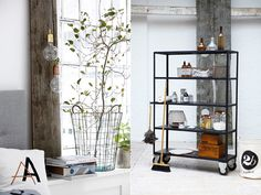 industrial decorating ideas | Decorating Ideas: New House Doctor Collection