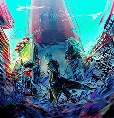 埋め込み Anime Neko, Haikyuu Anime, Eve Singer, Eve Music, Hot Anime Boy, Japan Art, Japanese Artists, Art Pictures, Art Reference