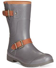 Sperry Walker Fog Rain Booties - Boots - Shoes - Macy's