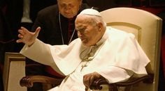 Sustraída una ampolla con sangre de Juan Pablo II