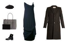 """""""Untitled #5560"""" by amberelb ❤ liked on Polyvore featuring Vivienne Westwood, Yves Saint Laurent, Parkhurst and Lanvin"""