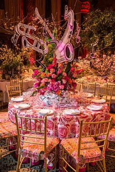 Gorgeous Designer Tablescapes - House Beautiful