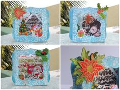 Cards ,Crafts ,Kids Projects: Easy Diorama Cards Tutorial