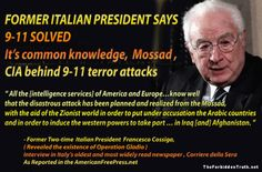 Another perennial conspiracy 'theory'.Israel/Mossad behind 9/11 attacks.Muslim origin(this started a day or two after the attacks).