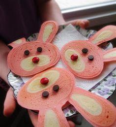 Jenni Price illustration: Bunny Pancakes Tutorial
