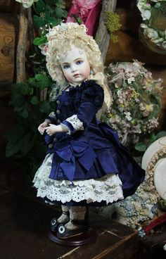 16 inch Bru Jne 6 Sayuri. Bru dolls are the most beautiful ever. Bru reproduction by Sayuri
