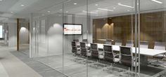 Office #tvsdesign http://bit.ly/1jimlqn interior design workplace corporate commercial office space