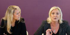 """Marion Maréchal-Le Pen s'aligne sur la ligne de Marine Le Pen et critique aussi Jean-Marie Le Pen et sa """" fournée """""""
