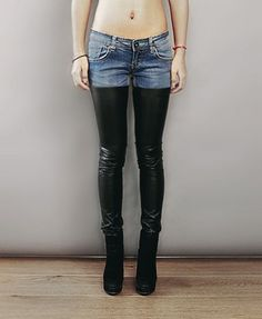 modern design shop for newest how to choose 94 Best Leather pants images | Leather leggings look ...