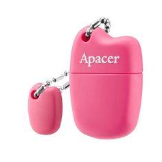 ลดราคา  Apacer USB แฟลชไดรฟ์ รุ่น 2.0 AH118 16GB (สีชมพู)  ราคาเพียง  250 บาท  เท่านั้น คุณสมบัติ มีดังนี้ มินิ USB แฟลชไดรฟ์ ความเร็ว Superspeed USB 3.1 Gen1 มาพร้อมปลอกยางหุ้ม สะดวกต่อการพกพา ดีไซน์ทันสมัยด้วยรู คล้องสายเพื่อให้สามารถคล้องพวงกุญแจได้ ผสานเทคโนโลยี COB กันน้ำ, กันฝุ่น, กันกระแทก