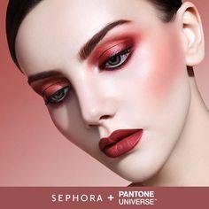 #Pantone #Couleur #Annuelle #Marsala #2015 #Maquillage #Sephora #NouvelAn #TempsDesFêtes #PlaceSteFoy #Quebec