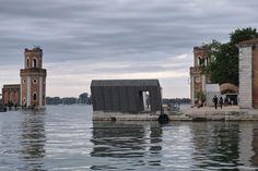 Alexander Brodsky, Yuri Palmin · 15 Biennale di Venezia. The Shed