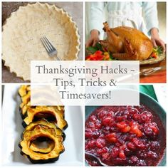 12 Thanksgiving Hacks To Save You Time In The Kitchen