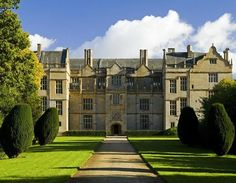 Montacute House in Yeovil, Somerset, UK - was seen in the movie Sense and Sensibility with Emma Thompson.
