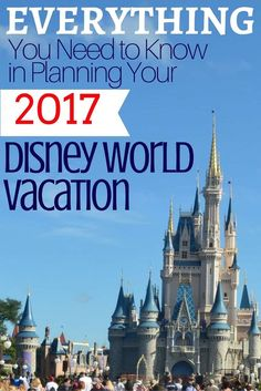 If this is your first time planning a trip to Disney World, I'm sure you are overwhelmed with the amount of information that is out there on the internet! That is where Disney Insider Tips can help.